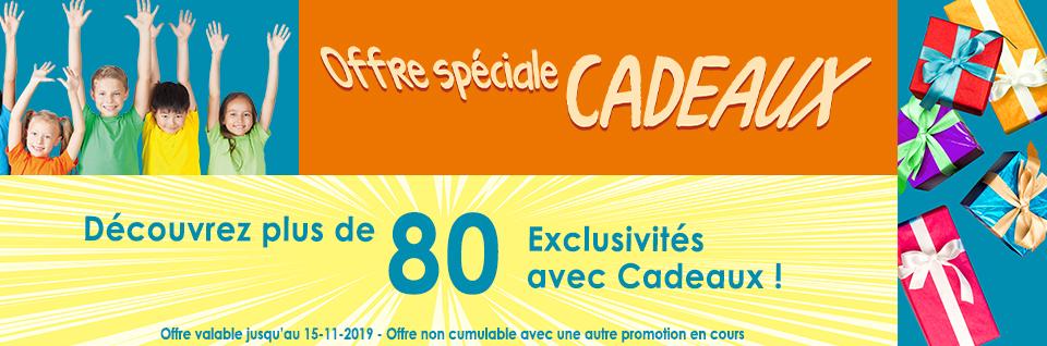 Catalogue Web Cadeaux Rentree |CADEAUX
