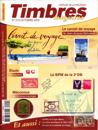 TIMBRES MAGAZINE