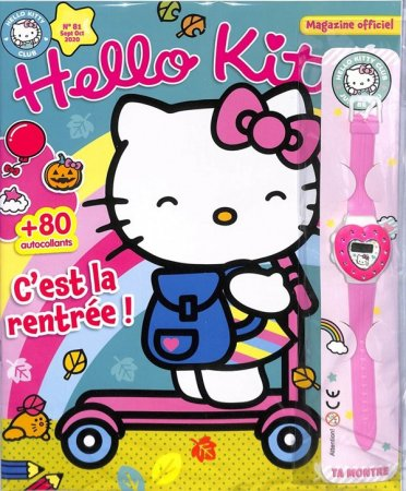 HELLO KITTY CLUB