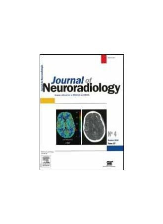 JOURNAL OF NEURORADIOLOGY
