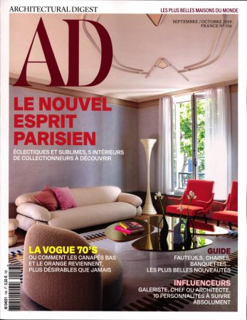 AD - ARCHITECTURAL DIGEST