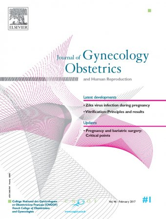 JOURNAL OF GYNECOLOGY OBSTETRICS AND HUMAN REPRODUCTION