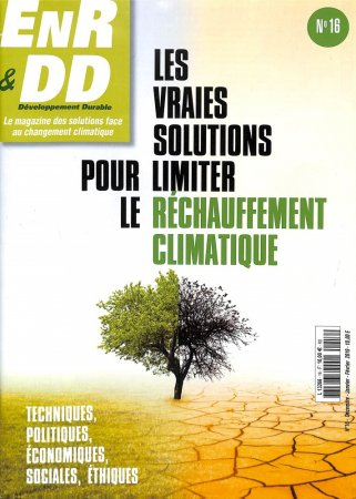 ENR & DEVELOPPEMENT DURABLE MAGAZINE
