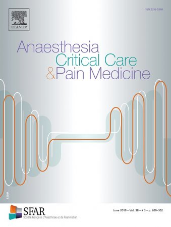 ANAESTHESIA CRITICAL CARE & PAIN MEDICINE