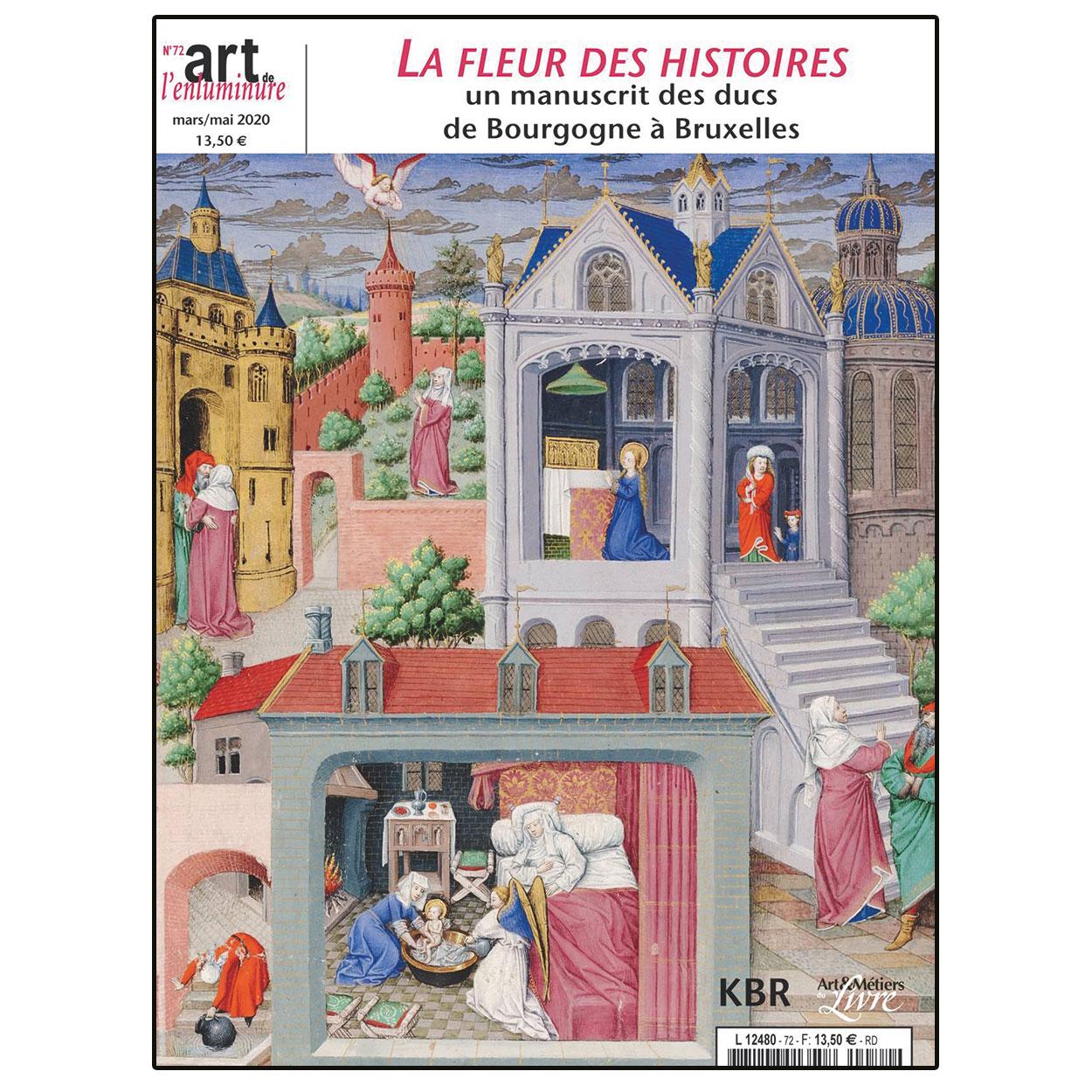 ART DE L'ENLUMINURE